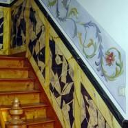 Gestaltung Treppenhaus